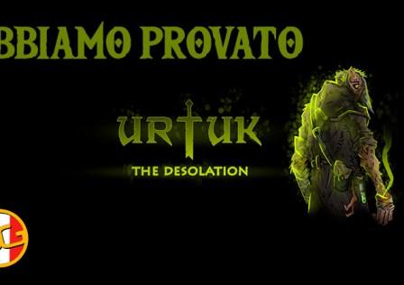 Urtuk The Desolation LOGO
