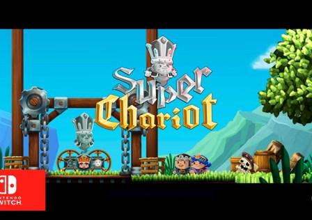 Super Chariot LOGO
