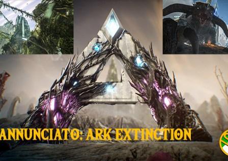 Ark Extinction LOGO