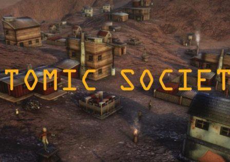 Atomic Society logo