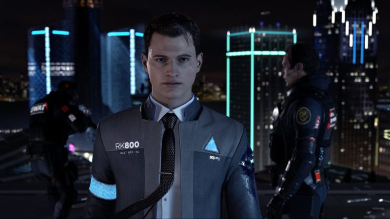 Detroit Become Human - Recensione