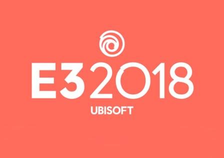 E3 2018 - Conferenza Ubisoft