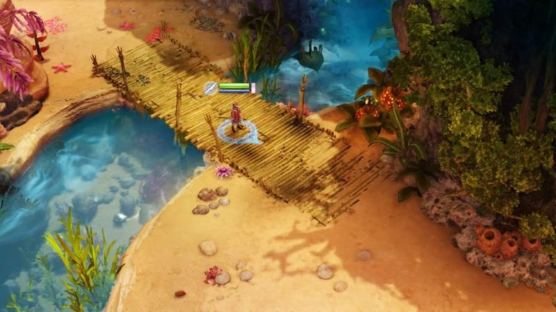 Nine Parchments screenshot Switch