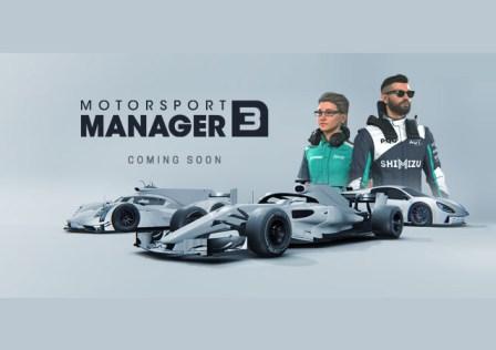 Motor Sport Manager 3