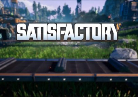 Satisfactory-game-logo