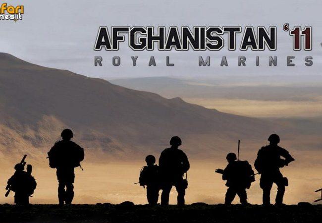Afghanistan '11 Royal Marines