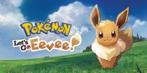 Pokemon esclusivi Let's Go Eevee