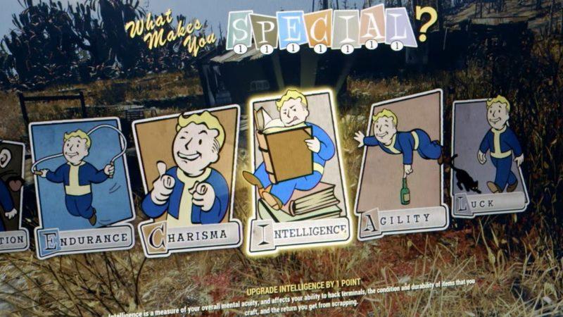 Fallout 76 - Guida: Lista Perk Cards in Italiano