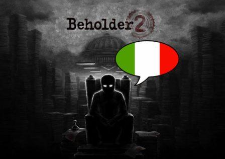 logo beholder 2 ita