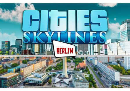 Cities Skylines Berlin