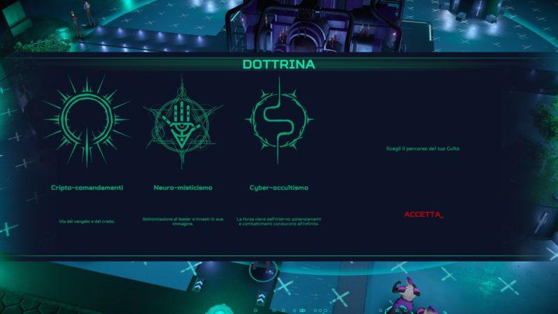 Re-Legion: Dottrina