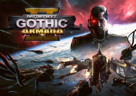 Battlefleet Gothic: Armada II logo