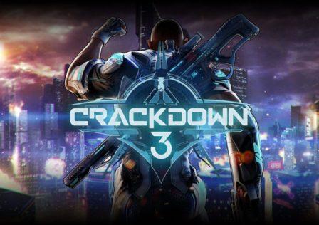 CRACKDOWN 3 – COPERTINA 1