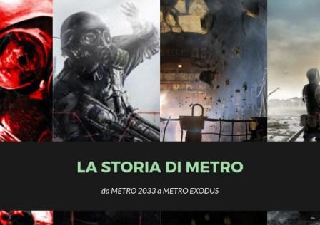 DA METRO 2033 A METRO EXODUS