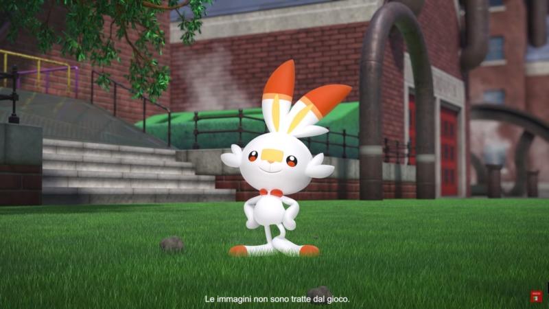 starter fuoco pokemon spada e scudo