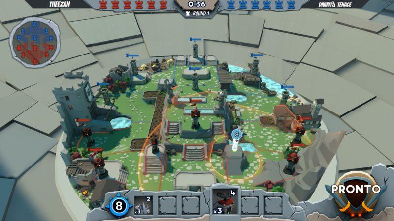 Tabletop Gods: Campo di battaglia
