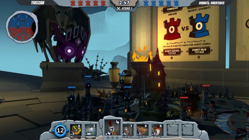 Tabletop Gods: Visore VR