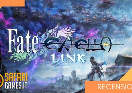 Fate EXTELLA Link LOGO
