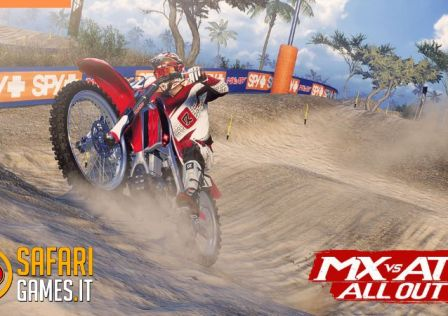 MX vs ATV All Out – COPERTINA