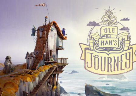 OLD MAN'S JOURNEY – COPERTINA