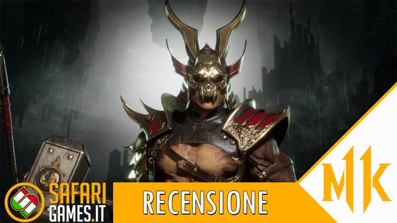 Mortal Kombat 11: Recensione
