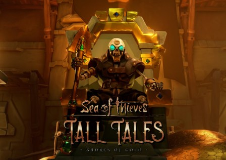 Sea of Thieves: Tall Tales - Shores Of Gold