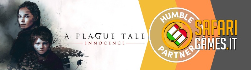 Compra A Plague Tale Innocence su Humble Store