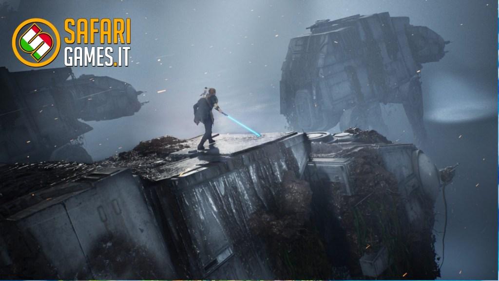 SW Jedi: Fallen Order -- Cover