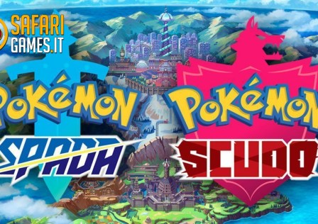 Pokemon Spada e Pokemon Scudo