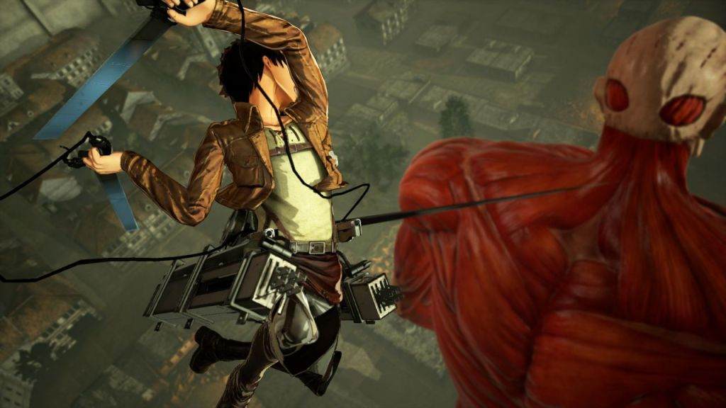 SafariGames Italia Prossime Uscite PS4 - Luglio 2019 Attack on titan, Bandai Namco, Bethesda, Kill La Kill, Playstation 4, ps4, Uscite Ps4, Wolfenstein