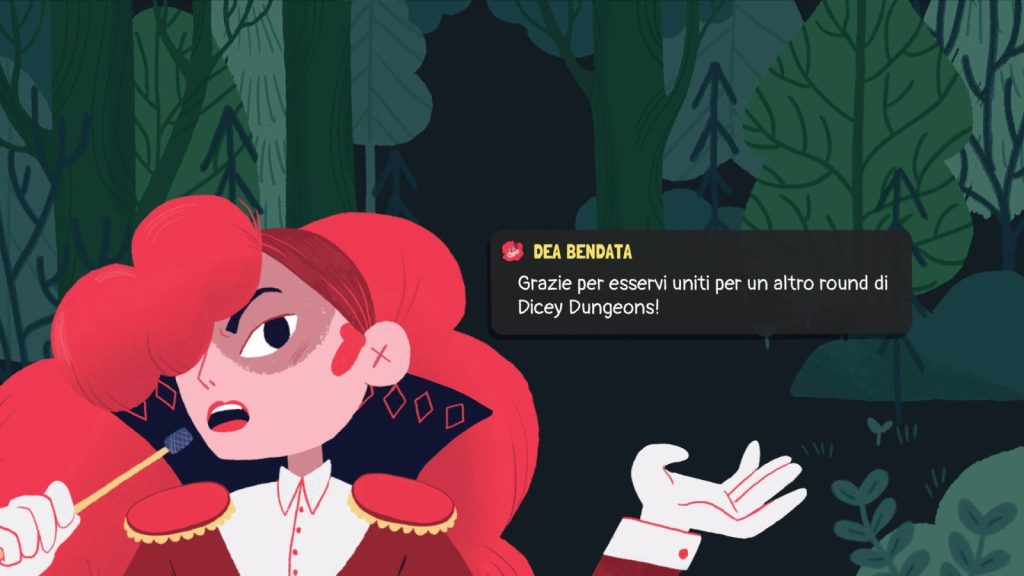 Dicey Dungeons DeaBendata