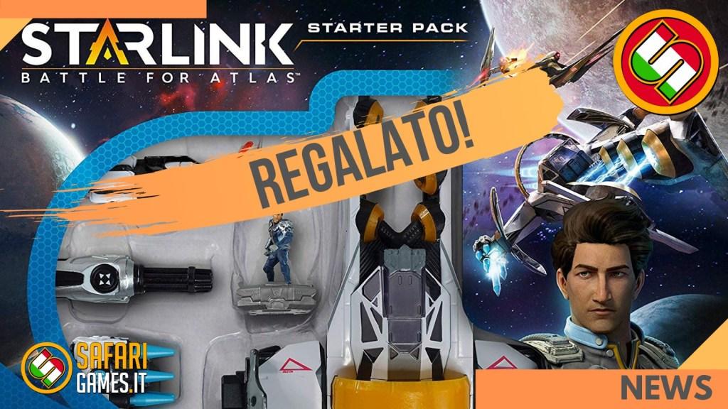 Starlink giochi scontati