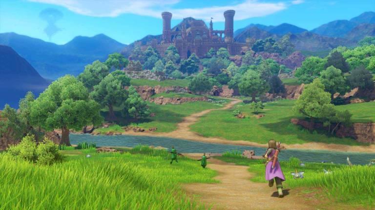 Artwork di Dragon Quest XI S per Nintendo Switch