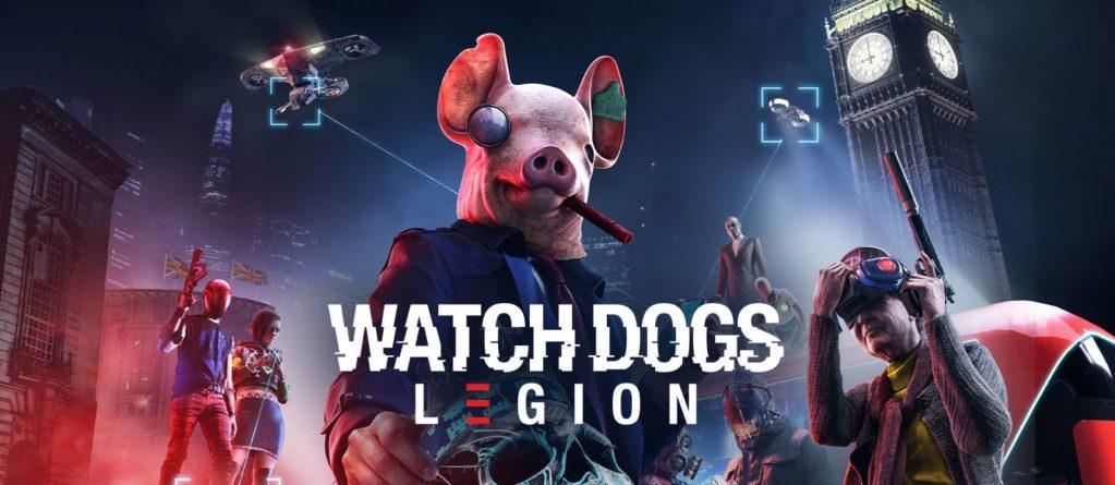 Watch Dogs Legion sarà incluso gratis in UPLAY+