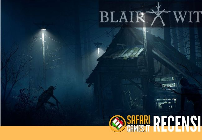BLAIR WITCH – COPERTINA 1
