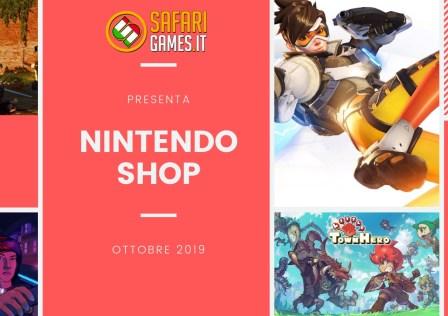 Uscite Switch Ottobre 2019