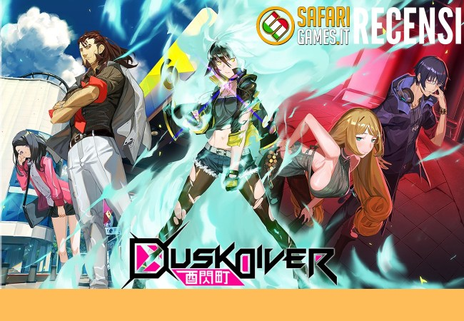 Dusk Diver Recensione Switch