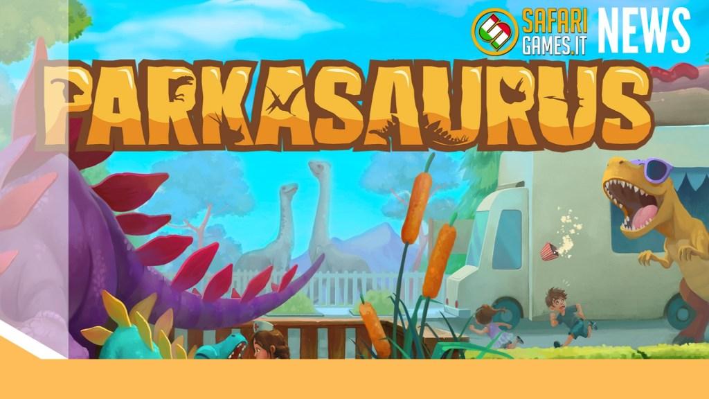 Parkasaurus campagna