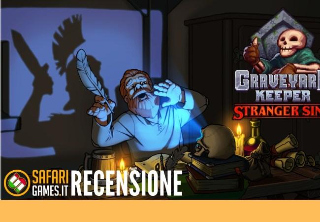 Stranger Sins DLC