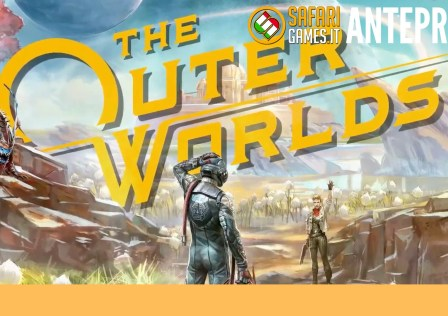 The Outer Worlds Logo