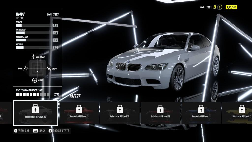 BMW M3 '10