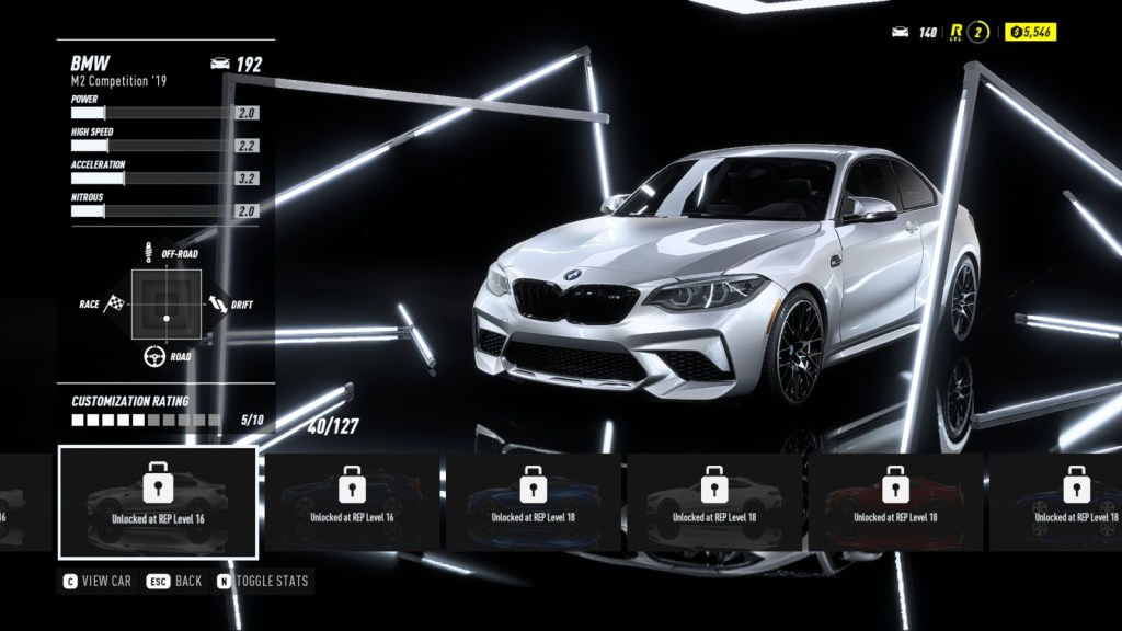 BMW M2 Competition '19