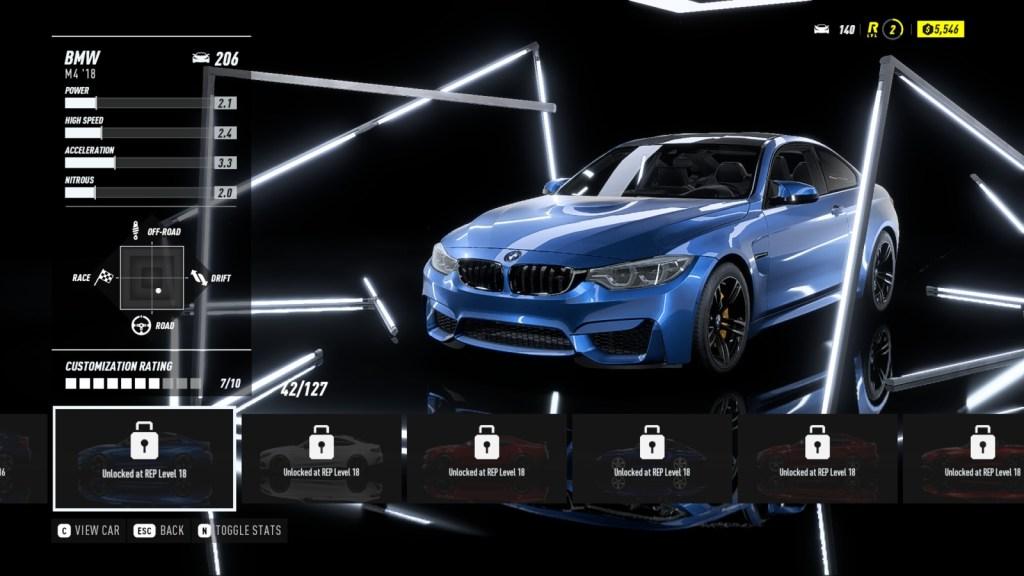BMW M4 '18