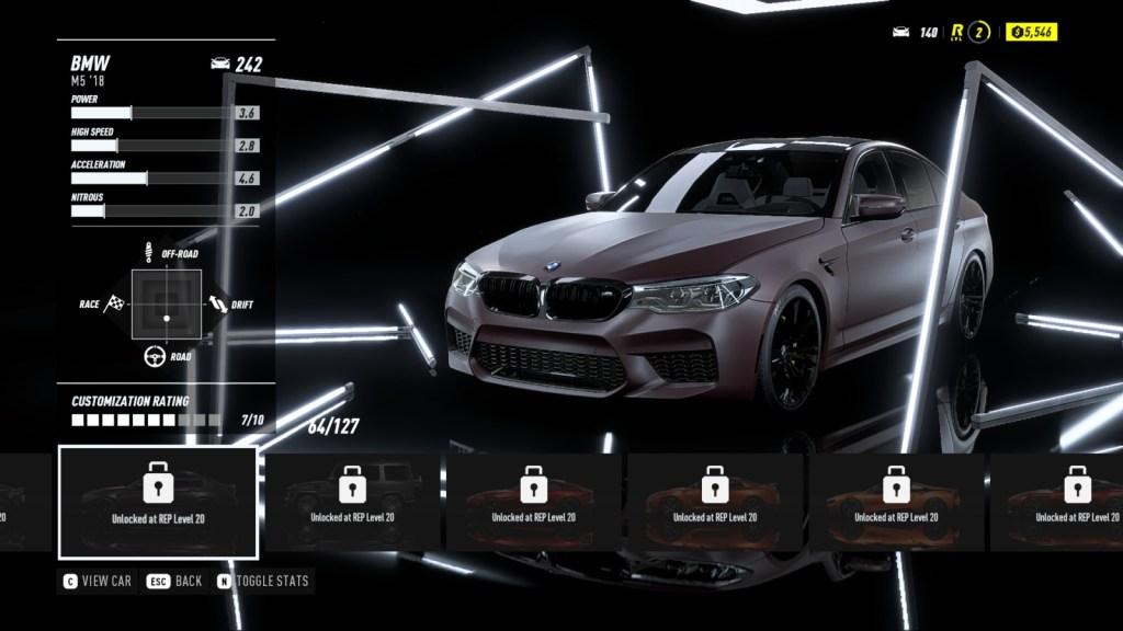 BMW M5 '18