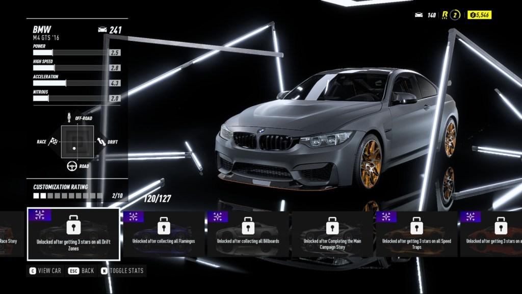 BMW M4 GTS '16