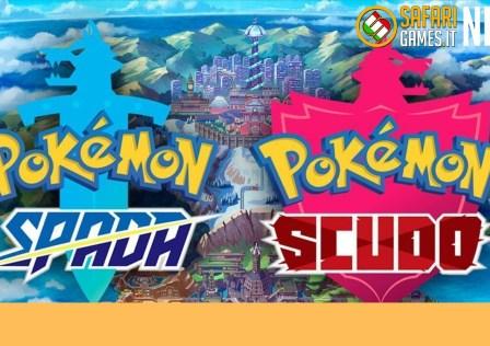 Pokemon Spada e Scudo logo