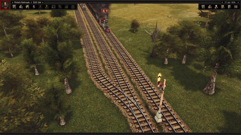 Railroad Corporation scambio