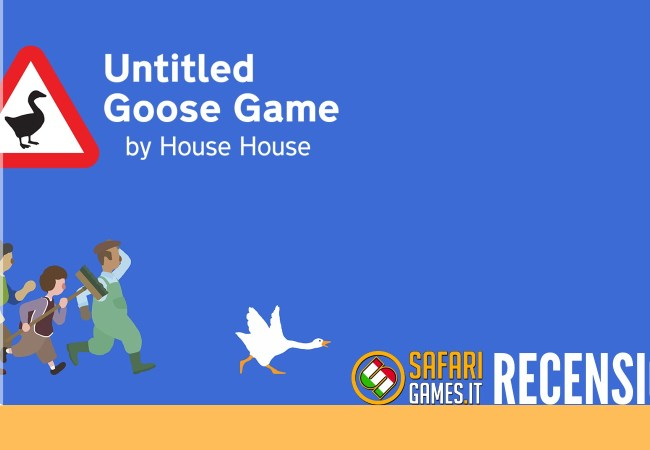 Untitled Goose Game logo