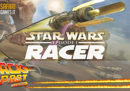 Back To The Past Star Wars Ep. 1 Racer