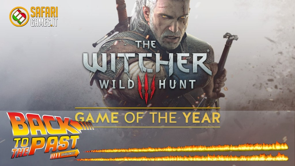 The Witcher 3 Wild Hunt Recensione Back To The Past